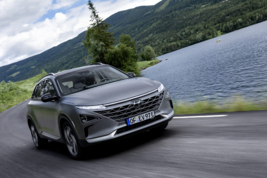 Hyundai NEXO Fuel-cell
