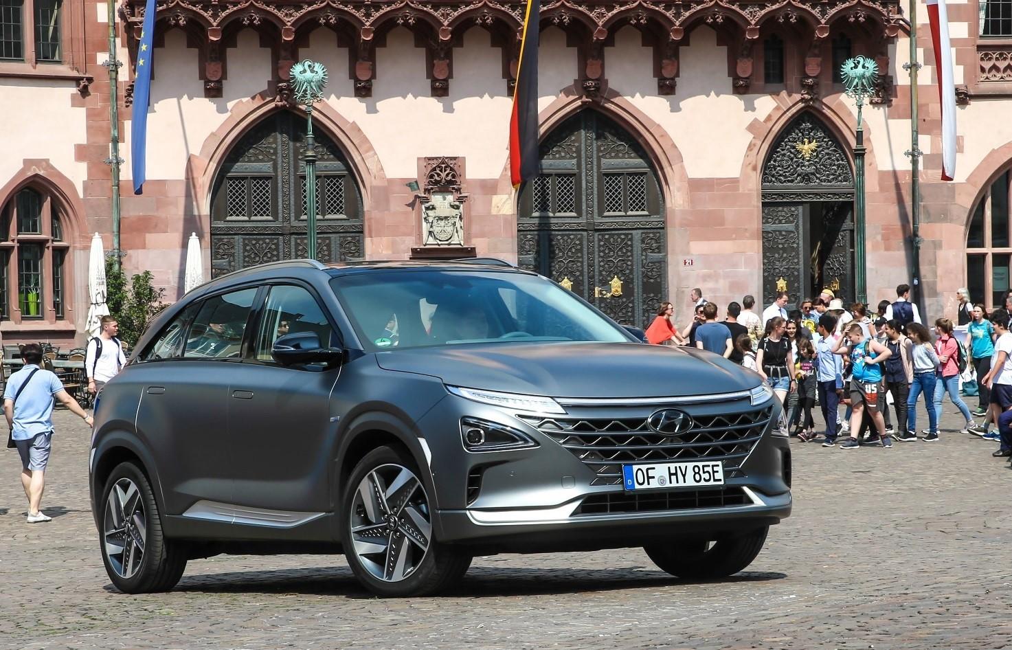 Hyundai ukáže na autosalóne v Nitre aj vodíkové NEXO