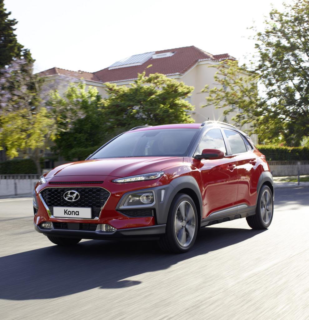 Hyundai Kona exteriér