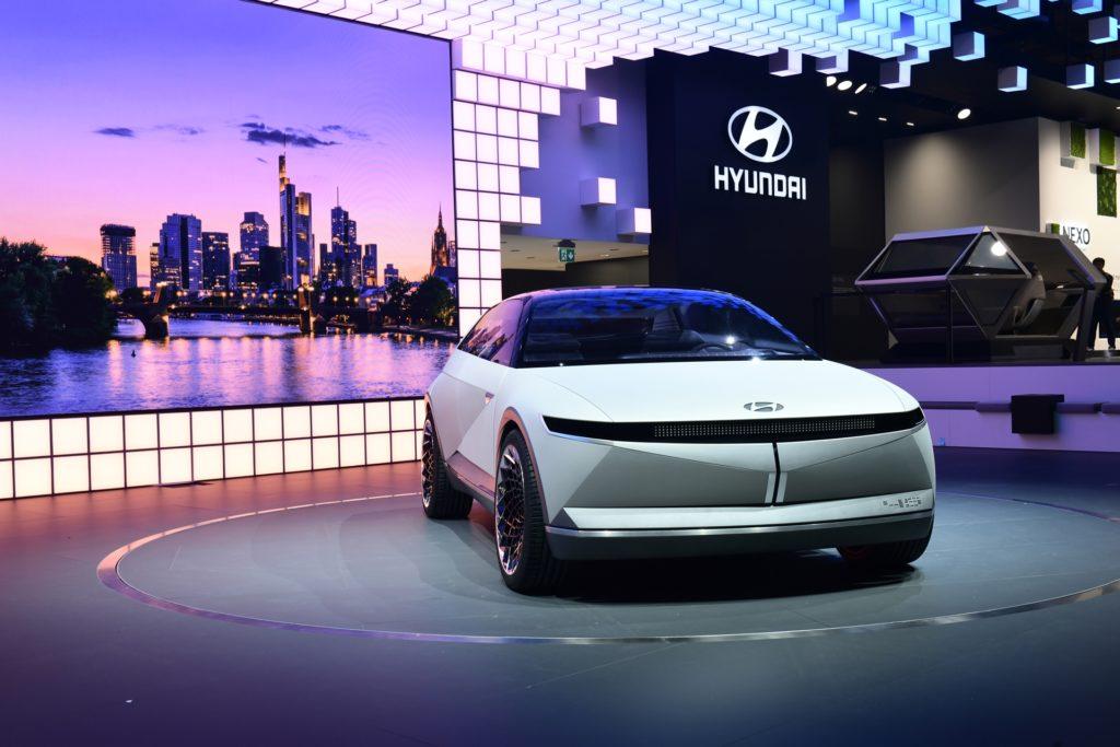 Koncept Hyundai 『45』 EV