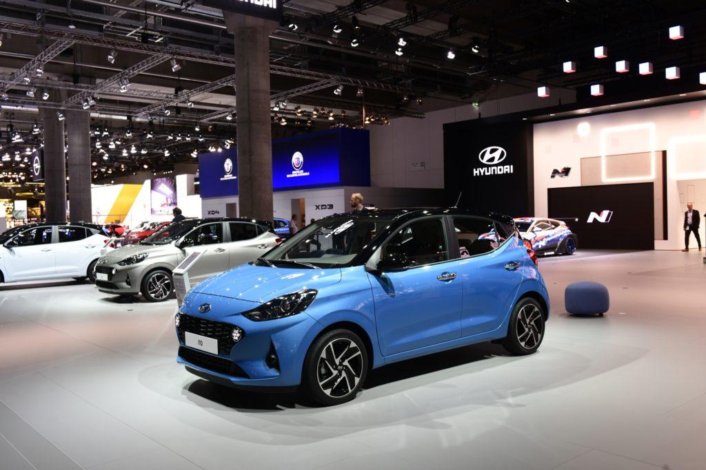 Nový Hyundai i10 (2020)