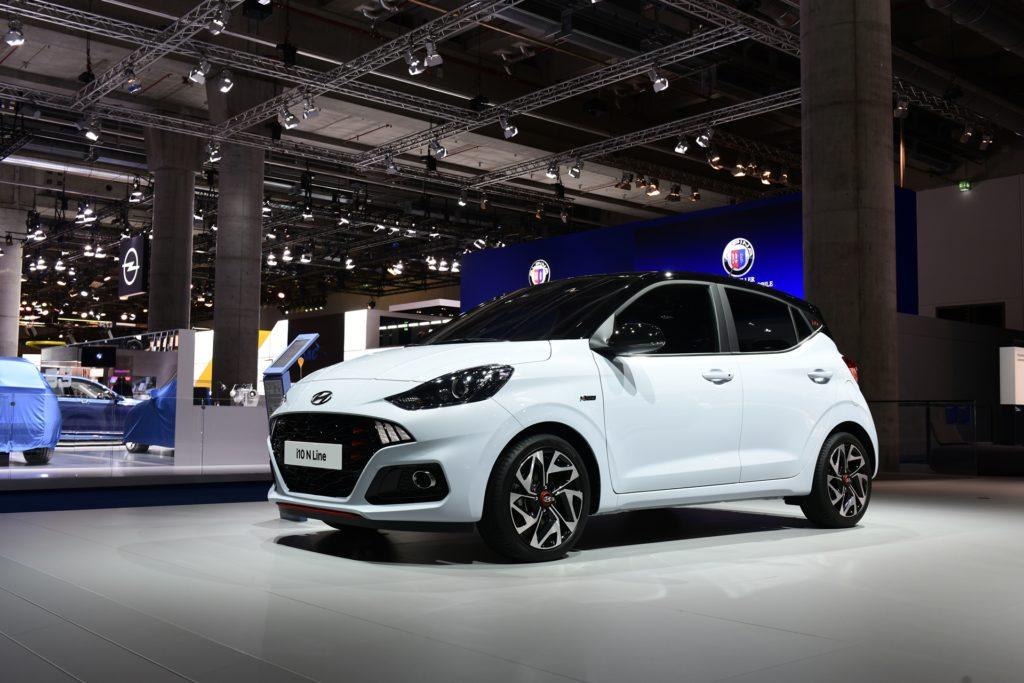 Nový Hyundai i10 N Line (2020)