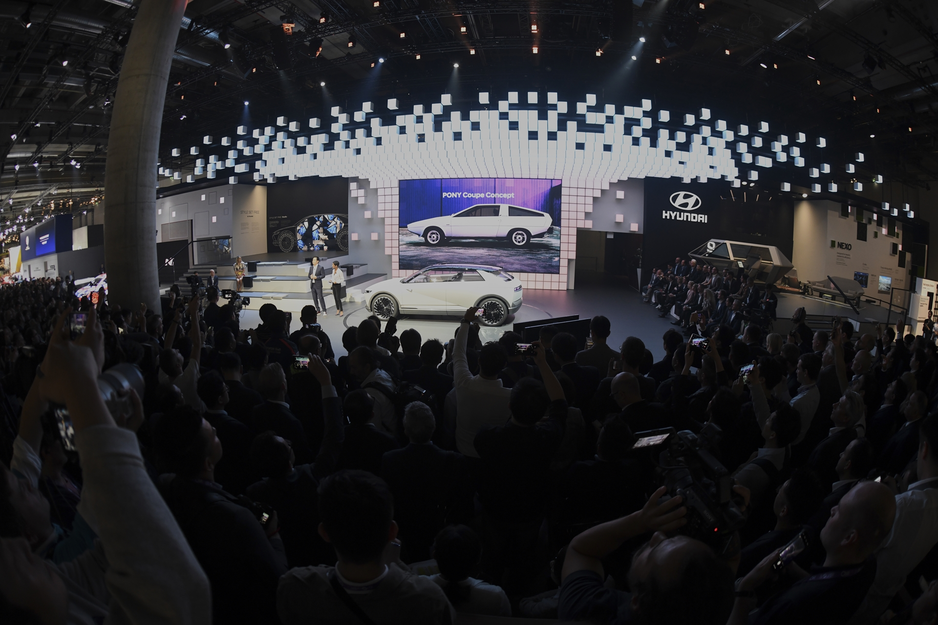 Novinky Hyundai z autosalónu IAA Frankfurt 2019