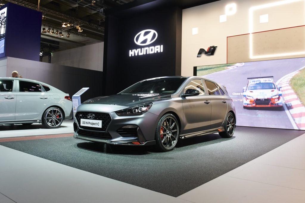 Limitovaná séria Hyundai i30 Project C