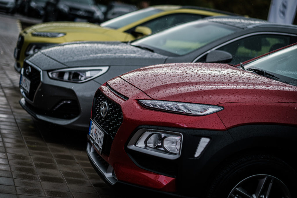 testovacie jazdy Hyundai