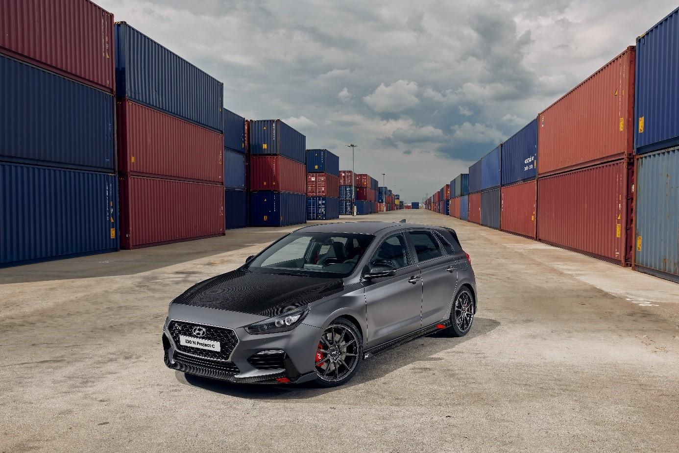 Do predaja ide jeden kus modelu i30 N Project C z limitovanej edície. Hyundai jeho predajom podporí boj proti rakovine.