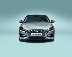 Hyundai i30 fastback 2020
