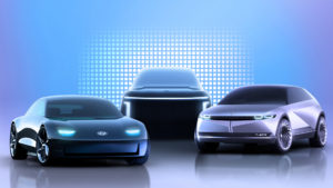 Hyundai IONIQ - modelový rad