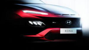 Nový Hyundai Kona N Line