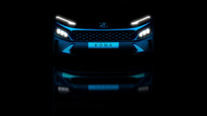 Nový Hyundai Kona - maska