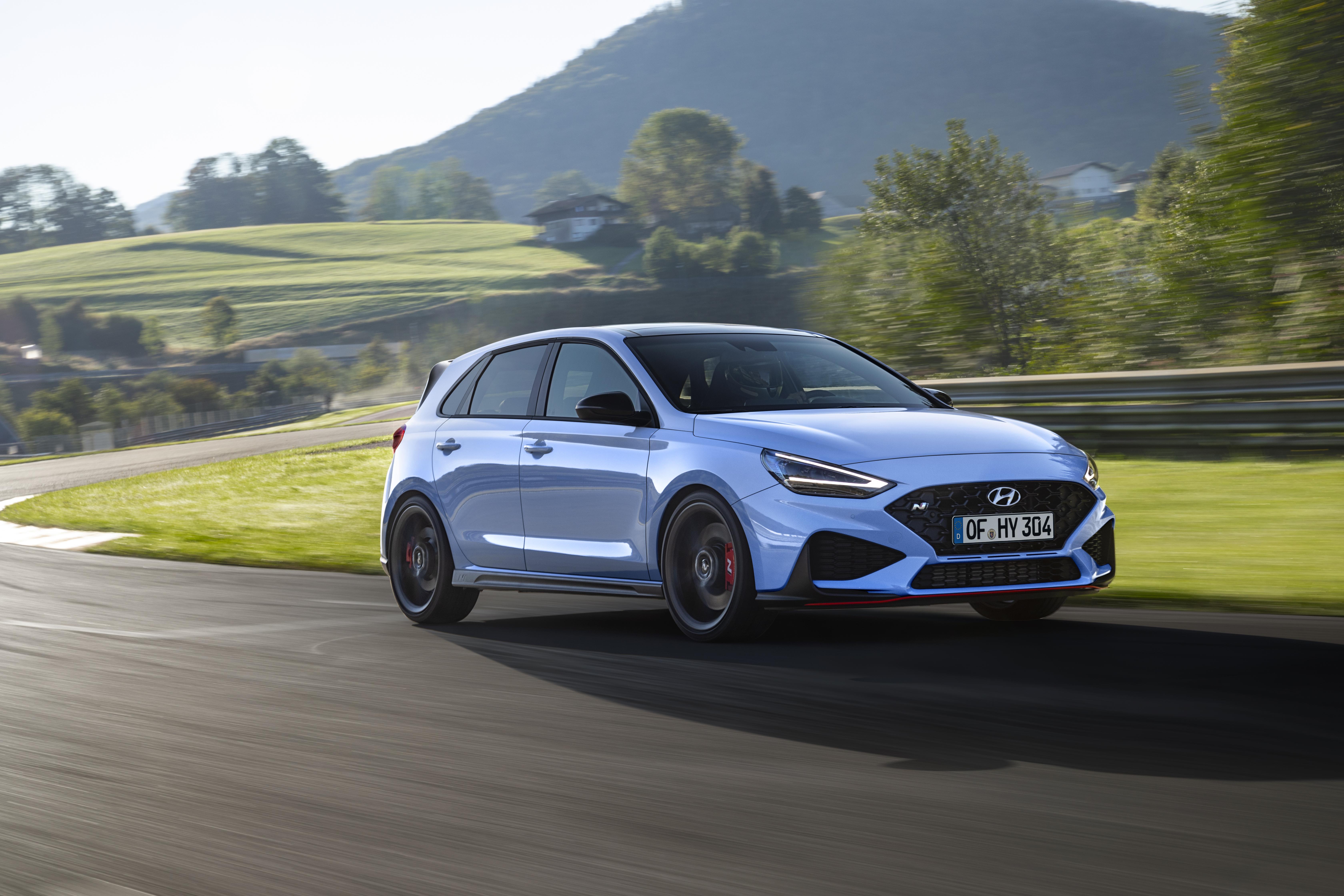 i30 N a Fastback N – Hyundai zverejnil slovenské ceny výkonných modelov