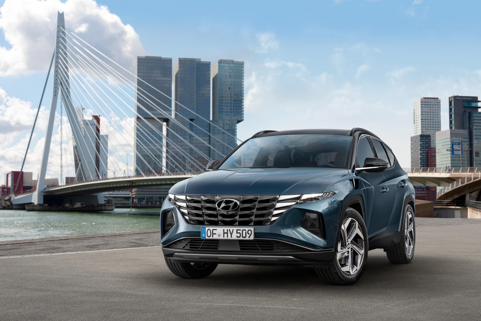 Nový Hyundai Tucson: technicky vyšperkovaný, dizajnovo výnimočný