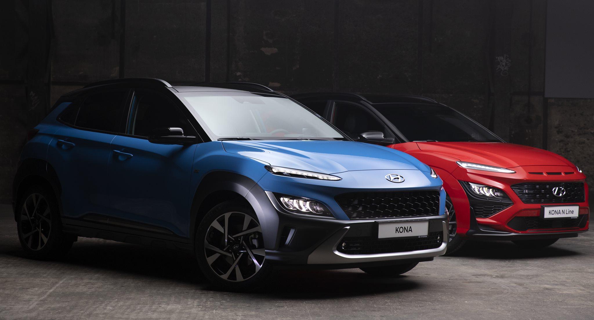 Hyundai zverejnil slovenský cenník nových modelov Kona a Kona N Line