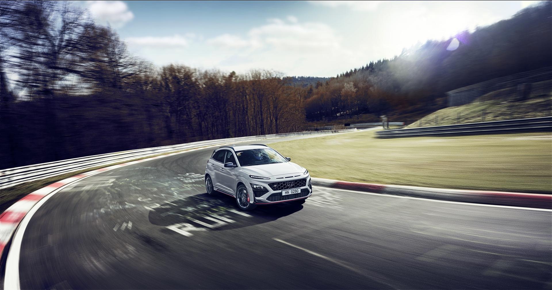 KONA N: Hyundai Motor predstavuje nový model – skutočné hot-SUV