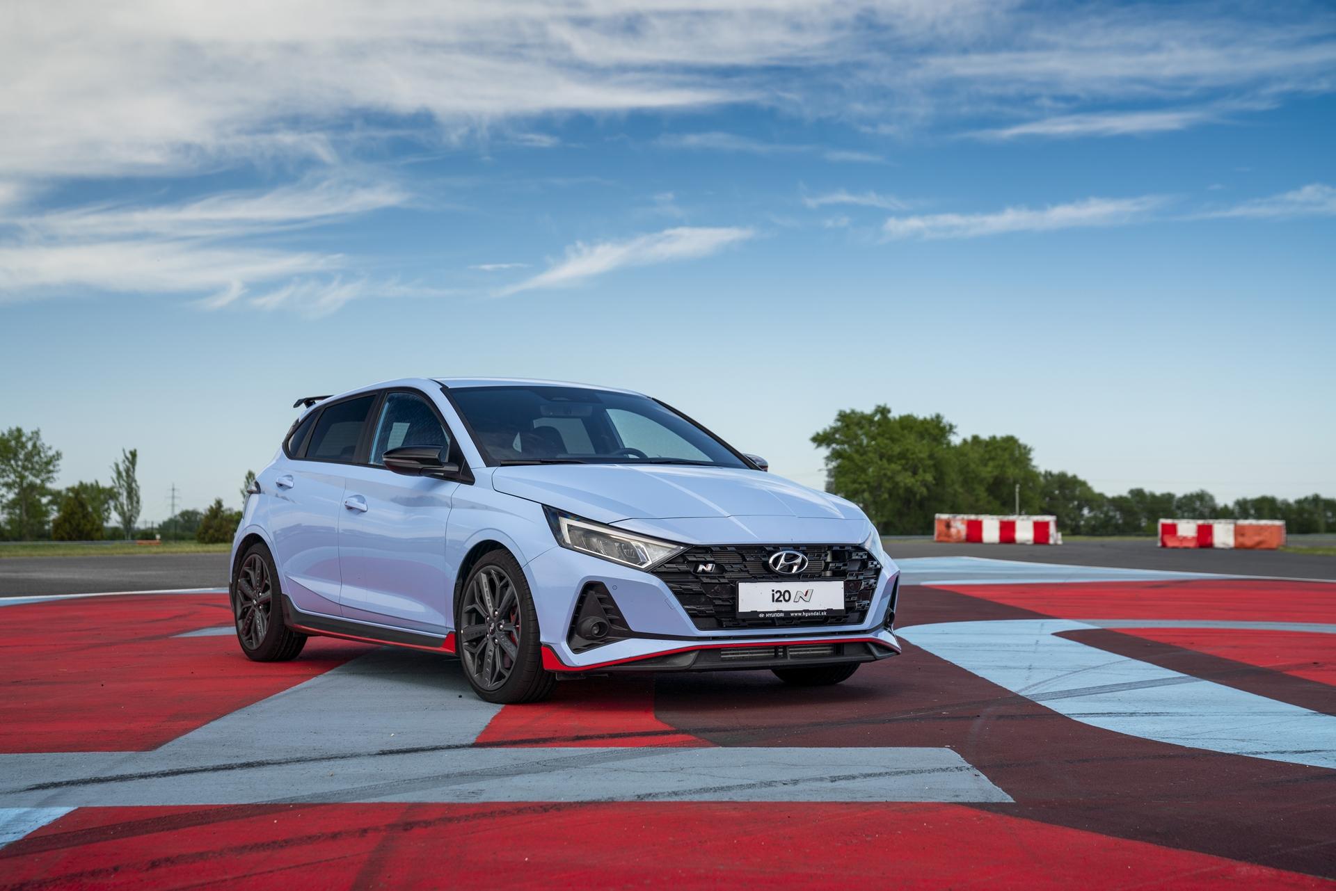 Hyundai zverejnil cenník ostrej novinky i20 N