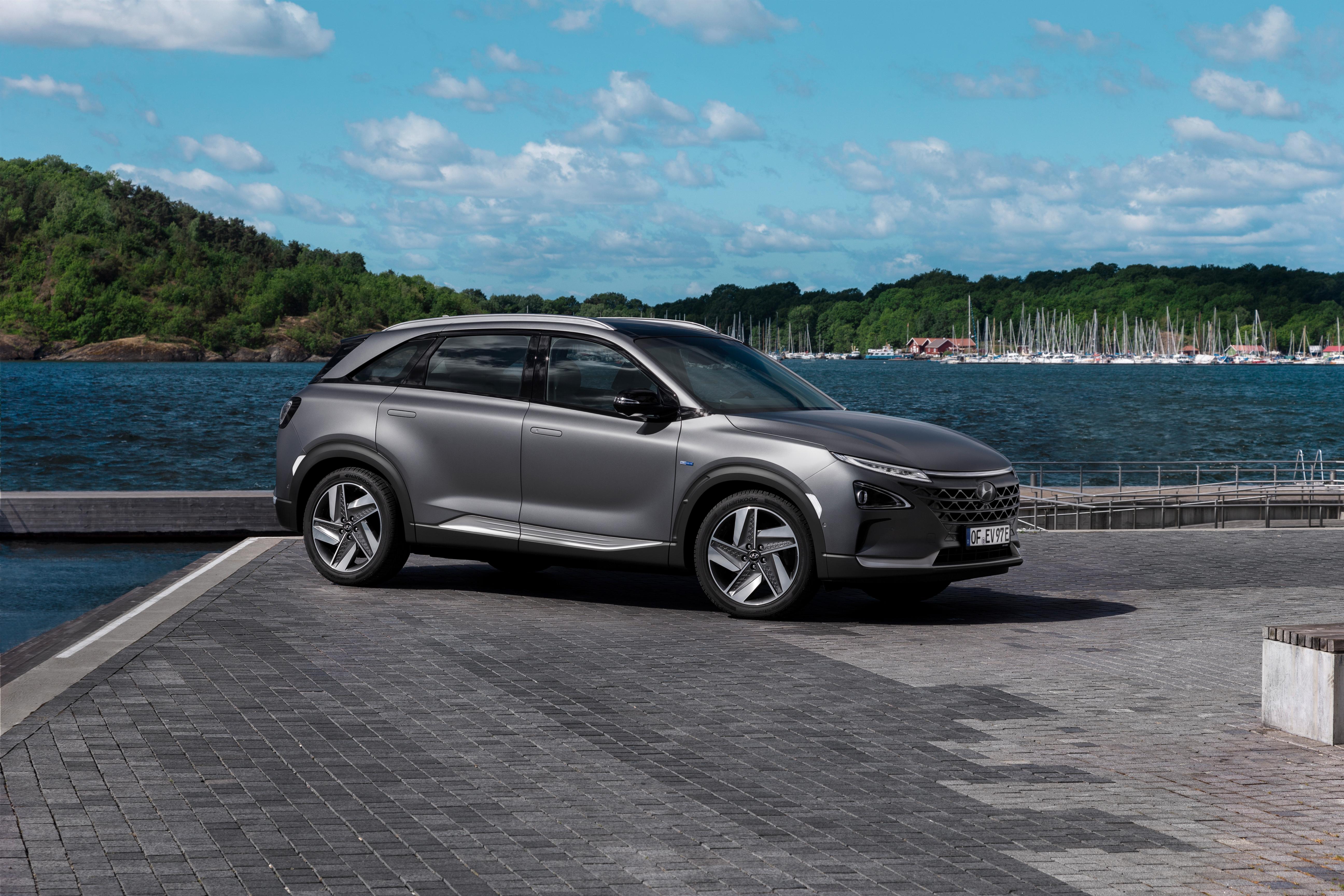 Predaj vodíkového modelu Hyundai NEXO v Európe dosiahol 1 000 kusov